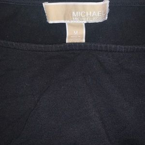 Michael Kors zipped shirt